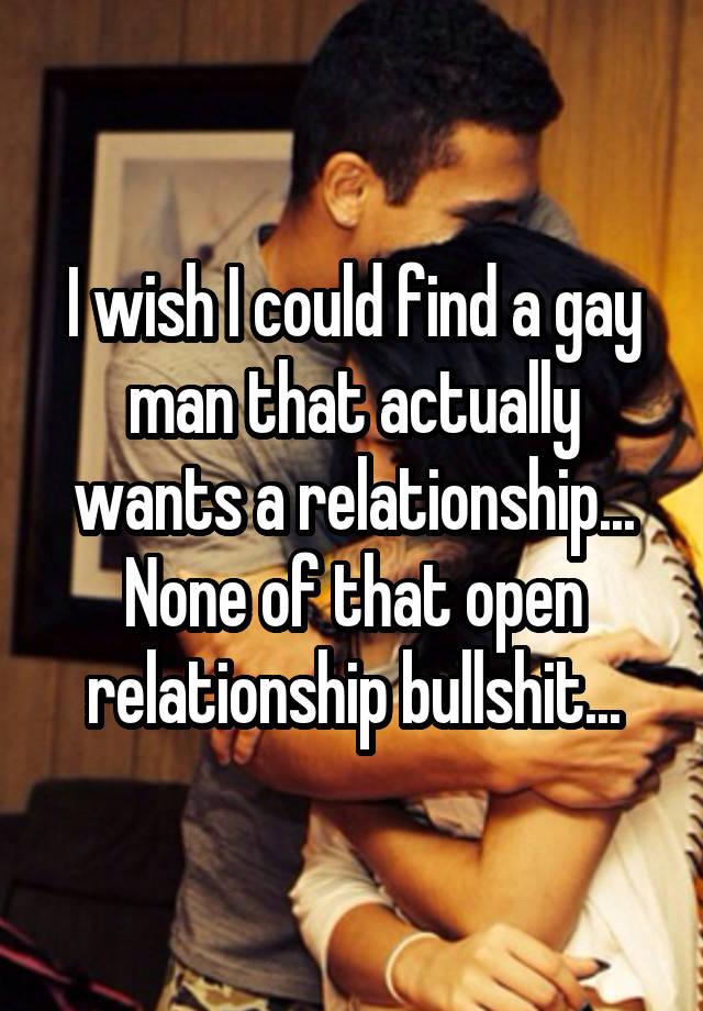 Guys Reveal How They Really Feel About Open Relationships / Queerty