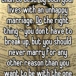 It's better to do it now than to destroy both your lives with an unhappy marriage. Do the right thing - you don't have to break up, but you should never marry for any other reason than you want to be with the one you love forever.