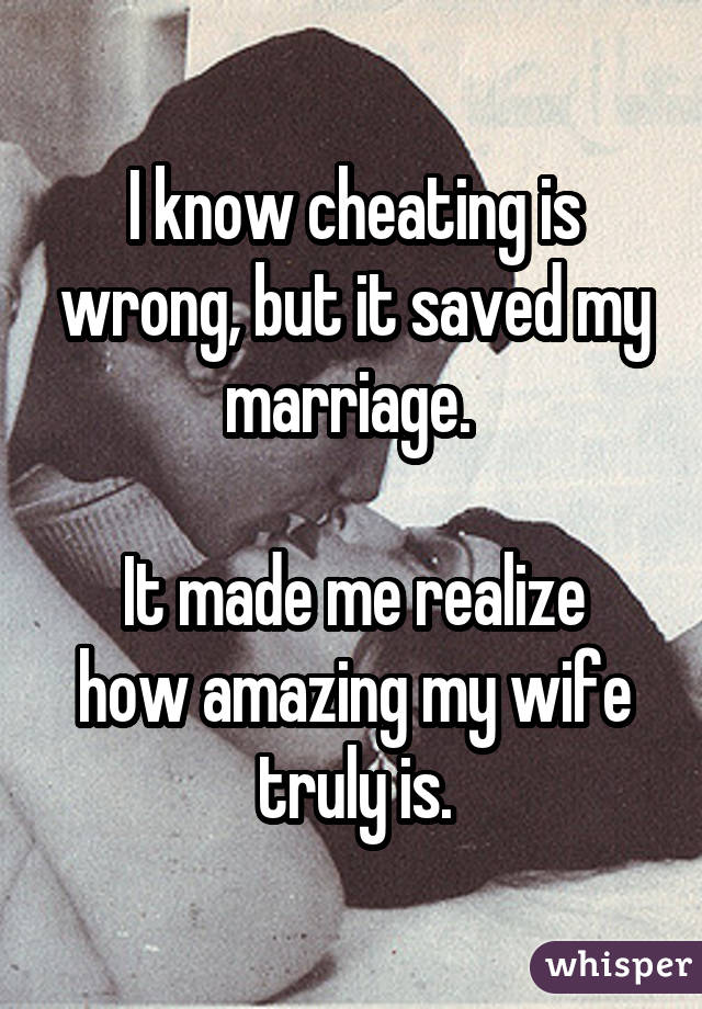 whisper confessions cheaters