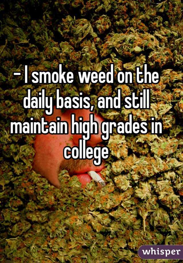 04f7c10a7a47d8377368df34ae44a6053ea392 wm Higher Learning   Marijuana confessions from students