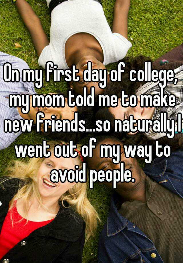 11 Student Confessions About The First Day Of School