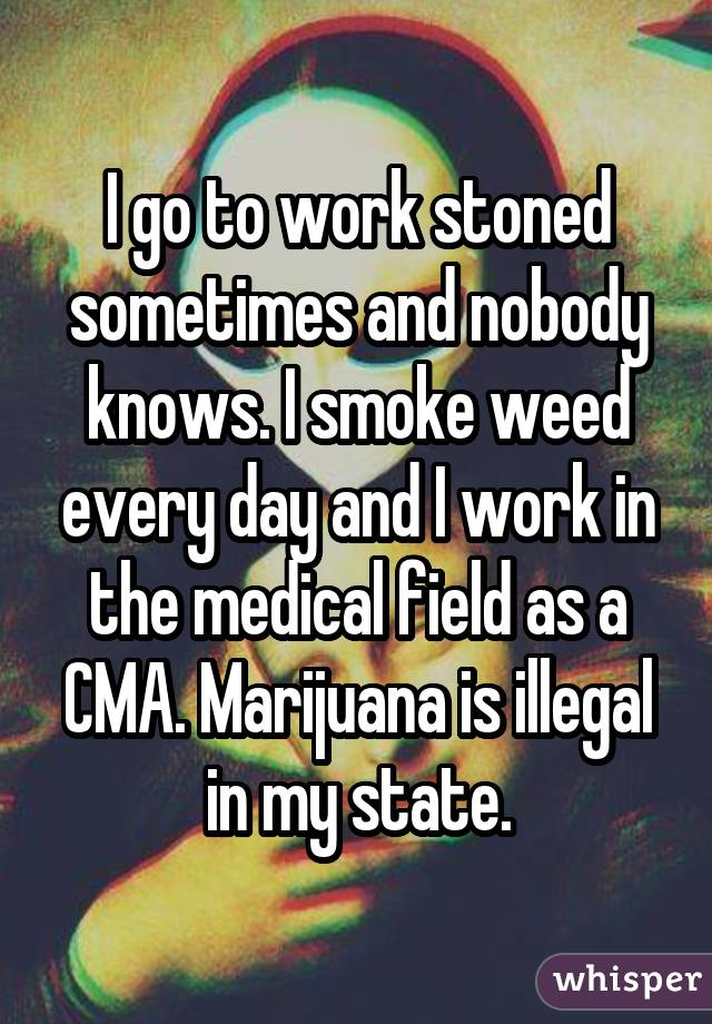 0503efd7451442248962b2b847d5d08167b5b1 wm 18 Medical Professionals Who Admit To Smoking Weed