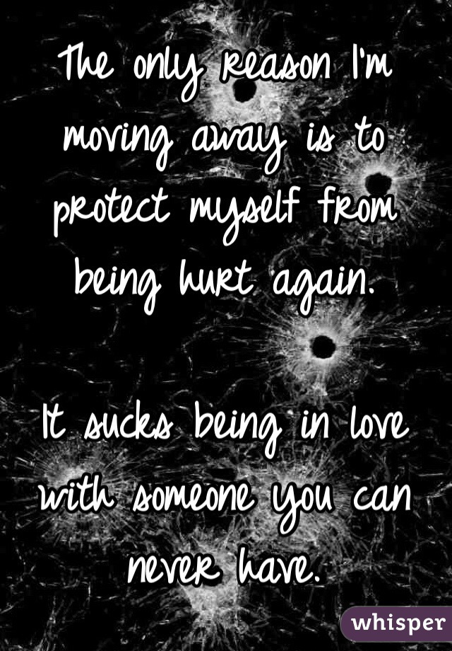 dating someone who is moving away