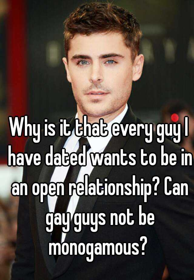 difference between open relationship and dating