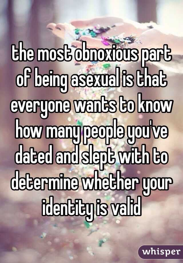 how do i know if im asexual