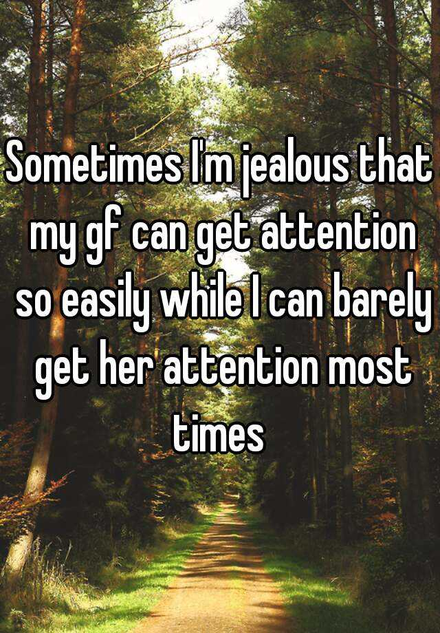 why do boyfriends get jealous