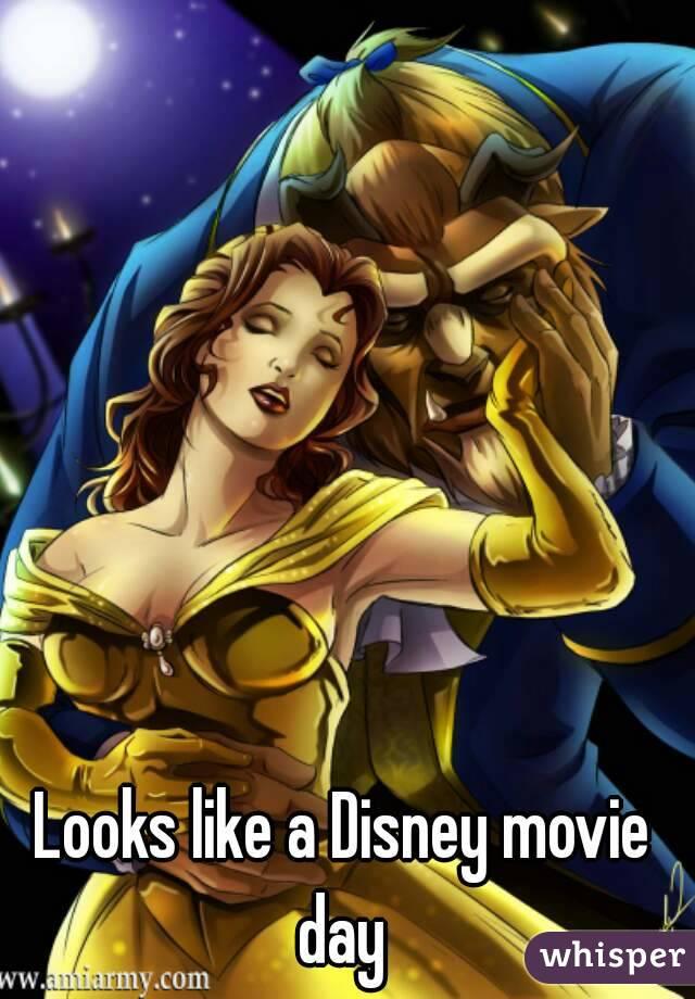 Looks like a Disney movie day