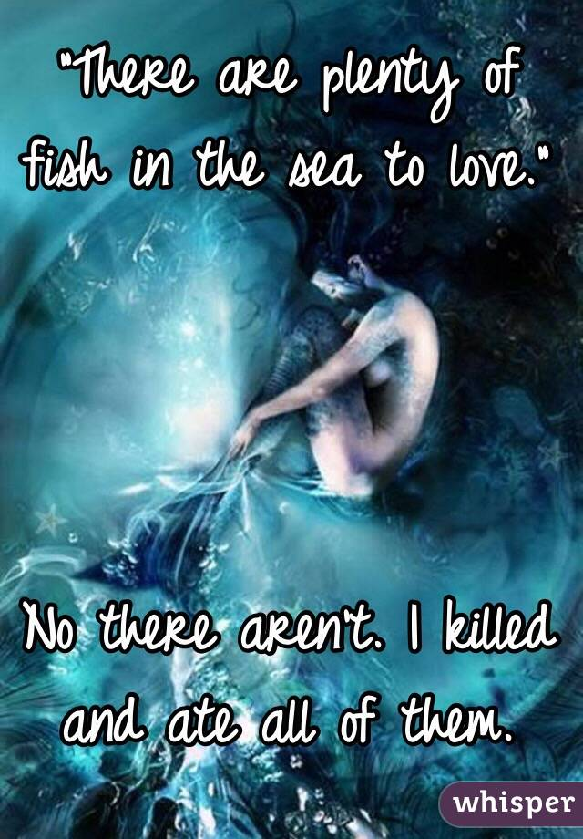 Fish in the sea dating app