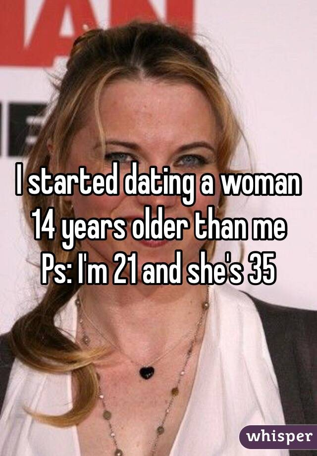 dating 14 years older