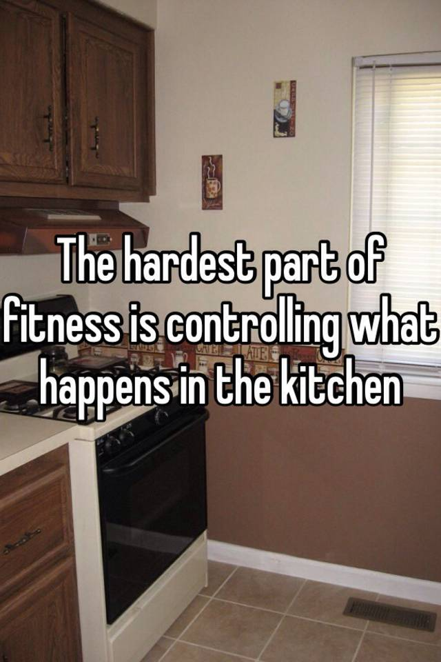 Fitness confessions we can all relate to.