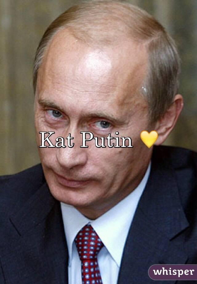 Kat Putin 💛