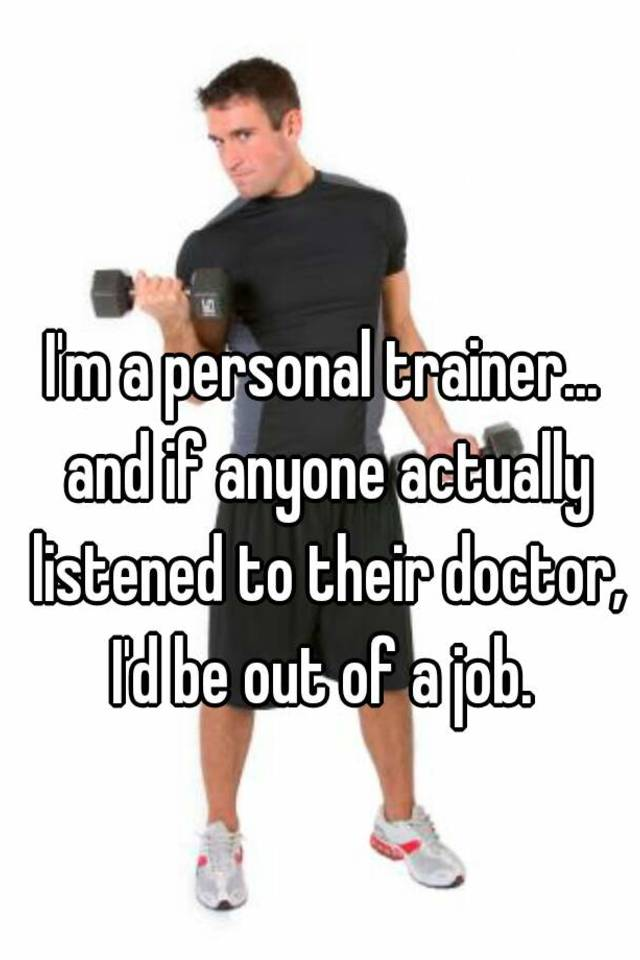 Trainer confessions hook up