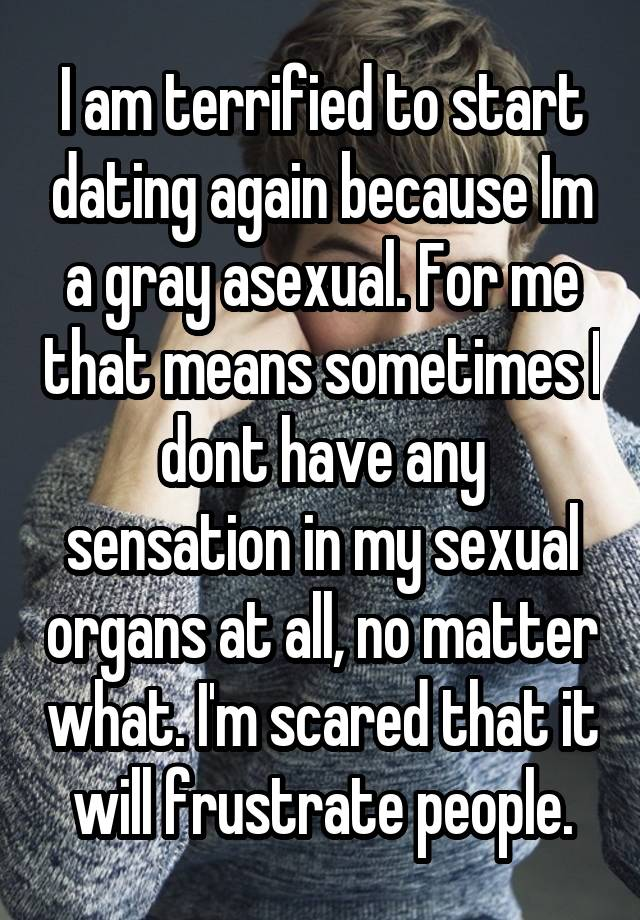 Whats it like dating an asexual