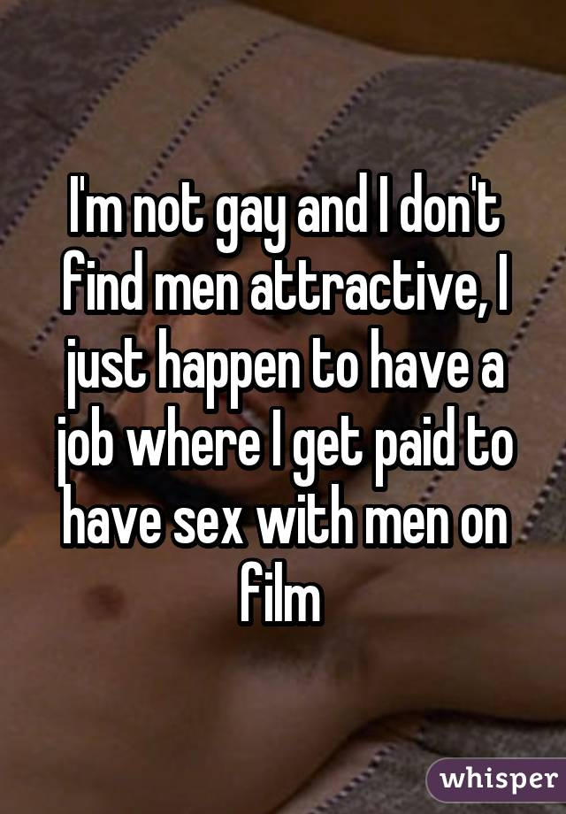 Paid To Be Gay 86