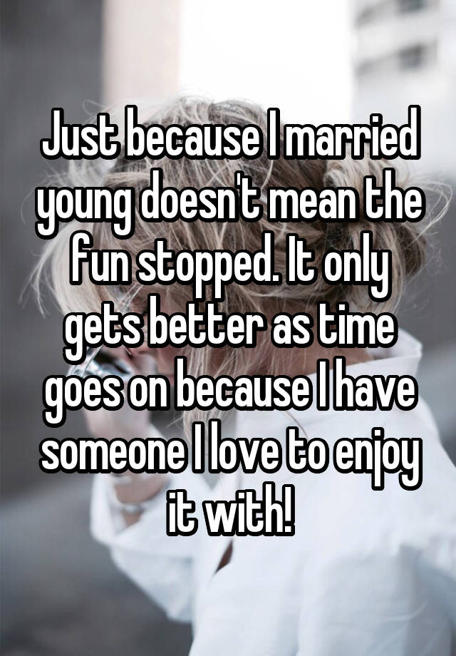 16 People Who Got Married Young And Don't Regret It | HuffPost Life