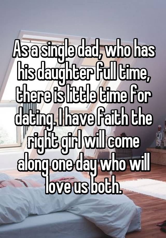 Dating single dads - if you have it in you to be jealous of a child, you should probably just avoid dating someone who has one.