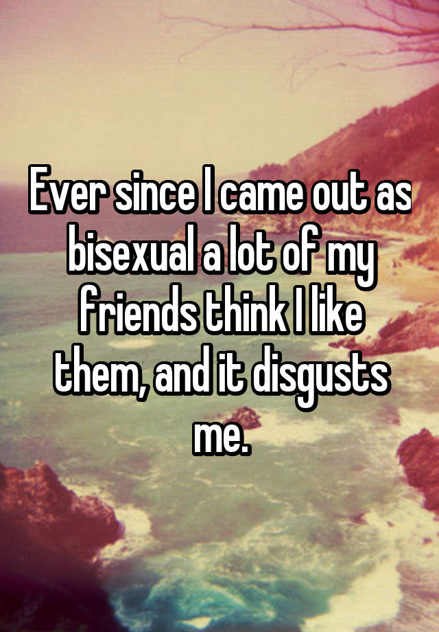 My friend is bisexual what do i do