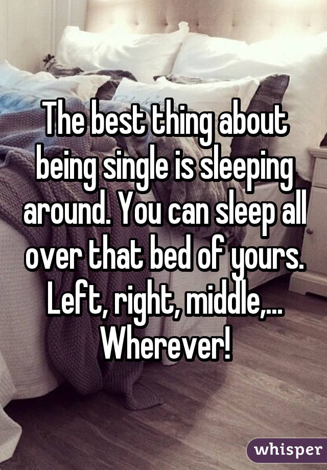 why do i sleep around so much