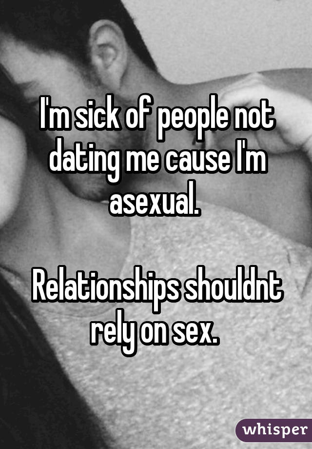 Dating someone but dont want a relationship