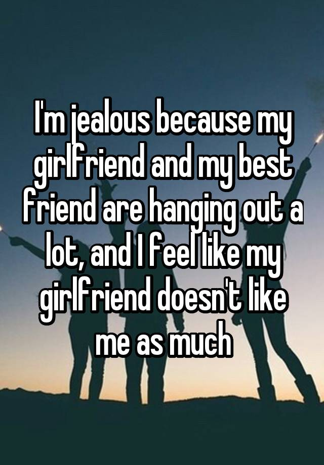 Men Talk About Why They Get Jealous - AskMen