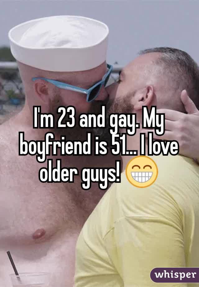 Gay age gap dating