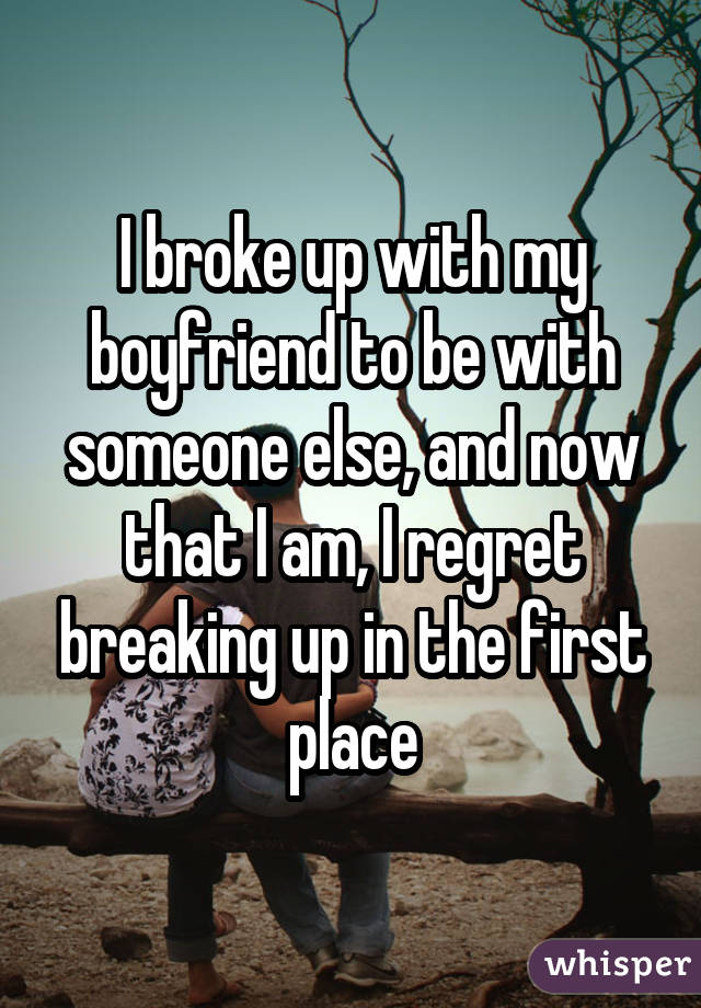 18 people confess why they regret their breakups hellogiggles ccuart Choice Image